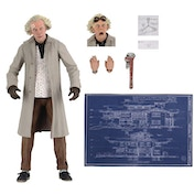 Doc Brown (Back to the Future) Neca Action Figure