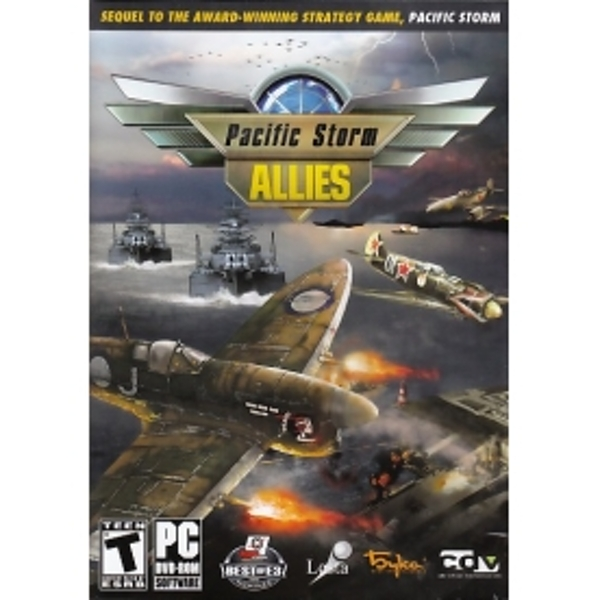 Pacific Storm Allies Game PC (#)