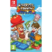 Harvest Moon Mad Dash Nintendo Switch Game