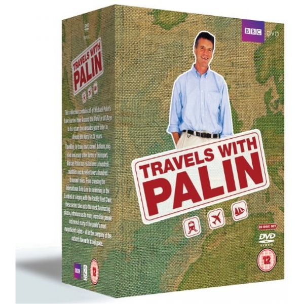 Michael Palin - Travels With Palin (2009) DVD