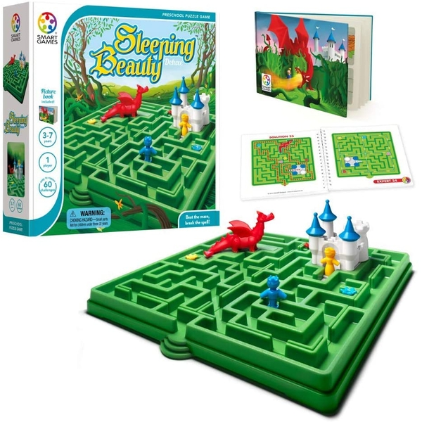 Sleeping Beauty Deluxe Smart Games Puzzle Game