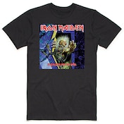 Iron Maiden - No Prayer for the Dying Men's XX-Large T-Shirt - Black