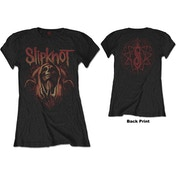 Slipknot - Evil Witch Women's Large T-Shirt - Black