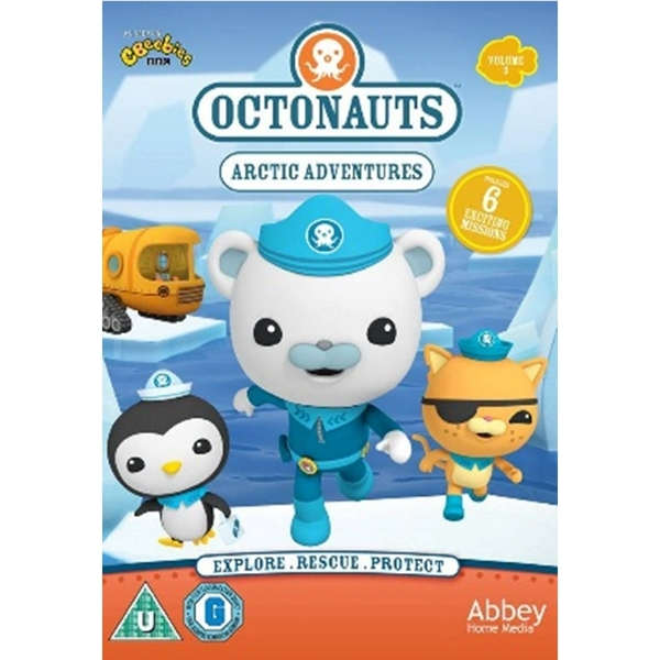 Octonauts - Polar Adventures