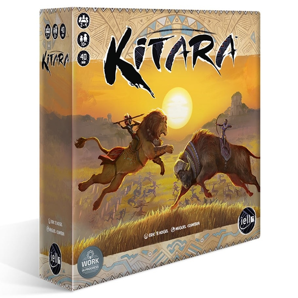 Kitara Board Game - Image 1