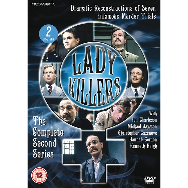 The Lady Killers - Series 2 - Complete DVD 2-Disc Set