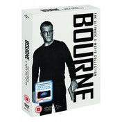 The Bourne Collection 1-5 Boxset DVD