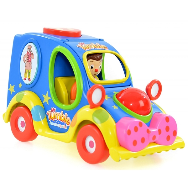 Mr Tumble Fun Sounds Musical Car - Image 1