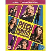 Pitch Perfect 3-Movie Boxset Blu-Ray   digital download (Region Free)