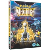 Pokemon: Arceus and the Jewel of Life DVD