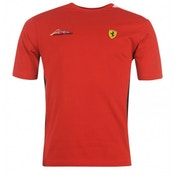 Ferrari Alonso Team T-Shirt Large