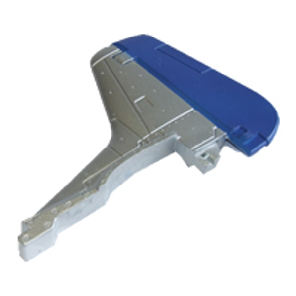 Fms P51 Rudder - Blue
