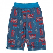 Kite Kids Baby-Boys 6-12 Months Toy Transport Reversible Pull Up Trousers