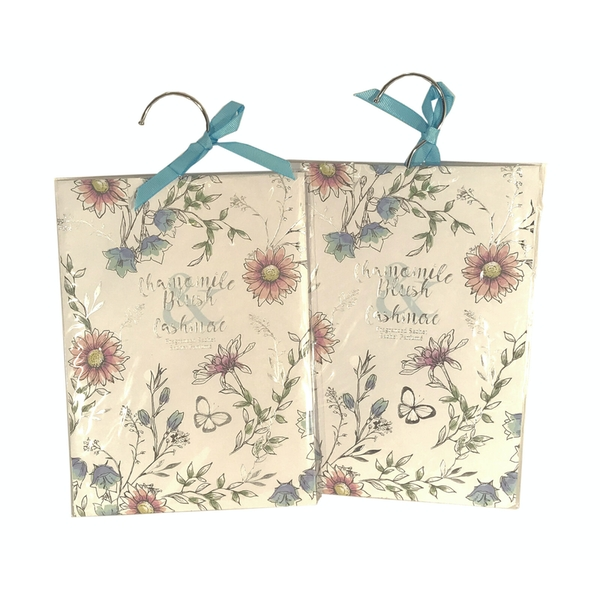 Pair Of Blue Fragranced Sachets