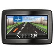 TomTom VIA 110 GPS with UK and ROI maps 1EH401300
