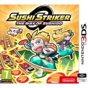 Sushi Striker The Way Of Sushido 3DS Game