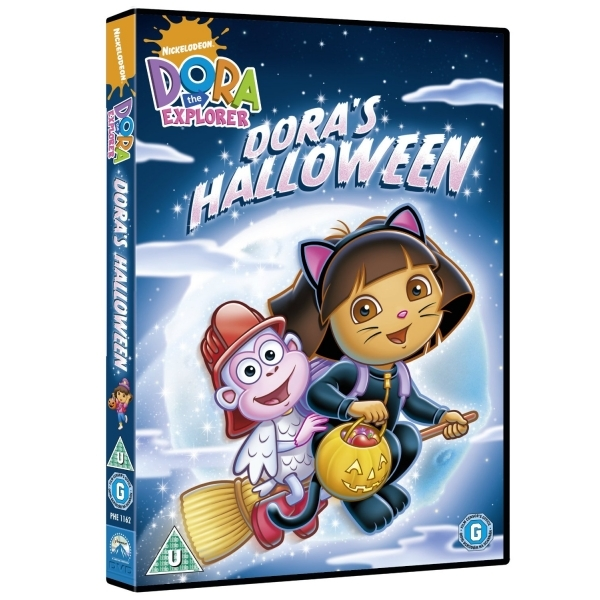 Dora The Explorer: Doras Halloween DVD