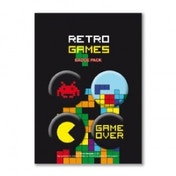 Retro Games Badge Pack