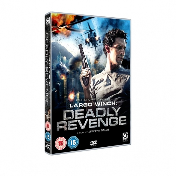 Largo Winch Deadly Revenge DVD