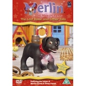 Merlin The Magical Puppy: The Lost Bone And Other Tails DVD
