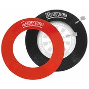 Harrows 4 Piece Dartboard Surround Black