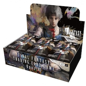 Final Fantasy TCG: Opus 7 Booster Box (36 Packs)