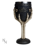 Tribal Skeleton Goblet