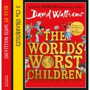 The World's Worst Children by David Walliams (CD-Audio, 2016)