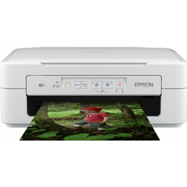 Epson Expression Home XP-257 Colour Wireless All-in-One White Printer UK Plug