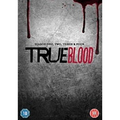 True Blood - Complete Series 1-4 DVD