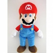 Officially Licensed Nintendo Mario Plush Toy 24cm/10