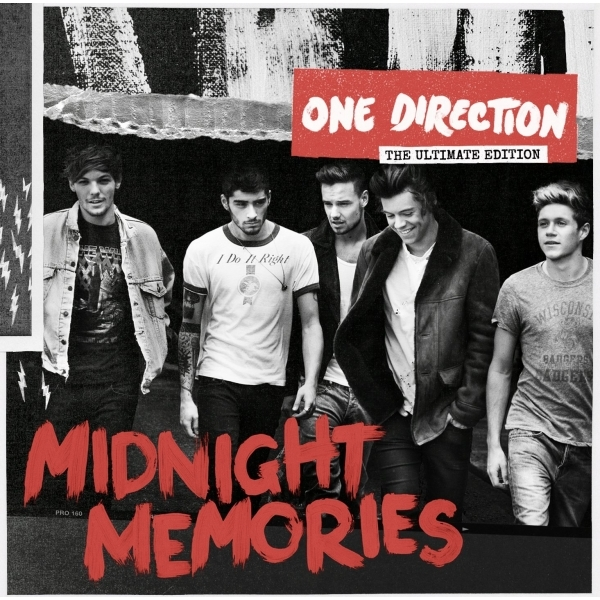 One Direction - Midnight Memories Ultimate Edition CD
