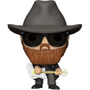 Top Billy Gibbons Collectible Toy