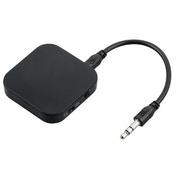 Hama Bluetooth Audio Transmitter/Receiver, 2in1 Adapter, black