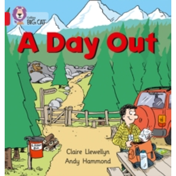 A Day Out: Band 02A/Red A (Collins Big Cat) by Anna Owen (Paperback, 2005)