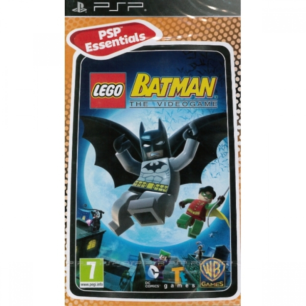 (Pre-Owned) Lego Batman The Videogame (Essentials) PSP