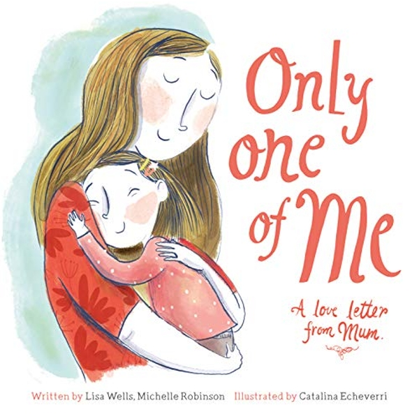 Only One of Me - Mum  Hardback 2018