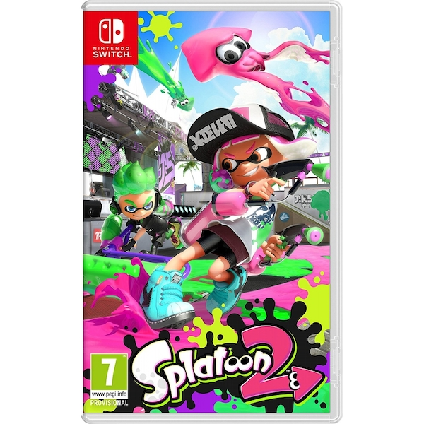 Splatoon 2 Nintendo Switch Game - Image 1