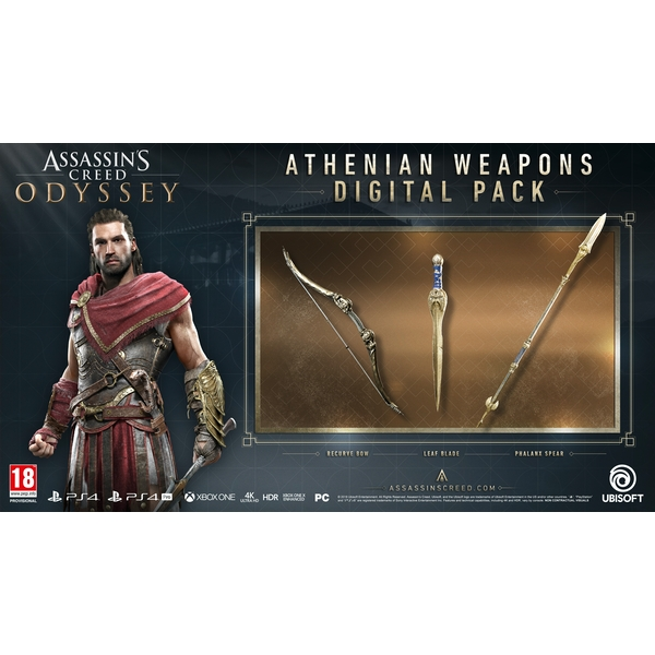 Assassin's Creed Odyssey PS4 Game - Image 6