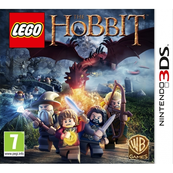 LEGO The Hobbit Game 3DS