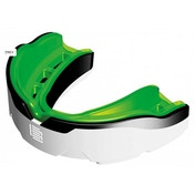 Makura Tephra Max Mouthguard Senior White/Black/Green