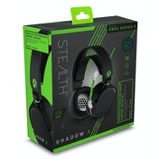 STEALTH SX-Shadow X Black Stereo Gaming Headset for Xbox Series X