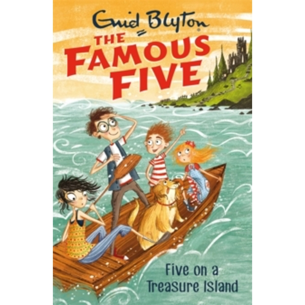 Five On A Treasure Island: Book 1 (Famous Five) Paperback
