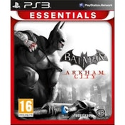 Batman Arkham City Game PS3 (Essentials)