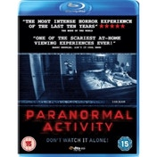 Paranormal Activity Blu-ray