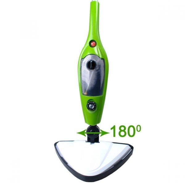 10 IN 1 1500W STEAM MOP HAND HELD CLEANER STEAMER FLOOR
