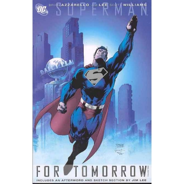 Superman For Tomorrow TP Vol 02