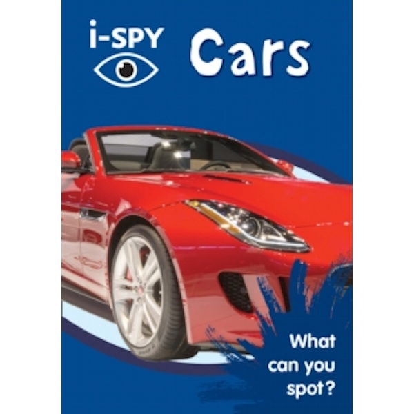 i-SPY Cars: What can you spot? (Collins Michelin i-SPY Guides) by i-SPY (Paperback, 2016)