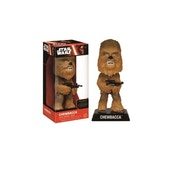 Ex-Display Chewbacca (Star Wars Episode VII) Wacky Wobbler Bobble Head Used - Like New
