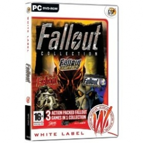 Fallout Collection Game (White Label) PC